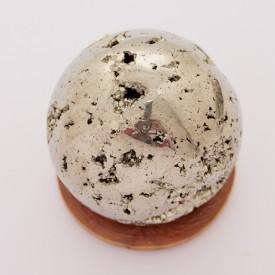 PYRITE - Sphère de 7 cm de...