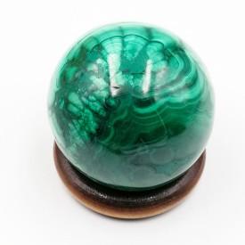 MALACHITE - Sphere de 3.8 cm