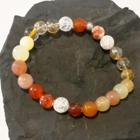 Création d'un bracelet...