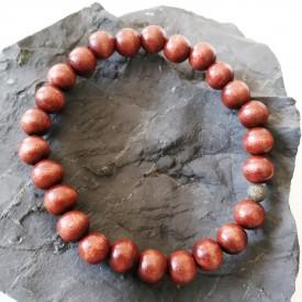 BOIS Naturel - Bracelet de...