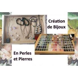 Atelier création de bijoux...
