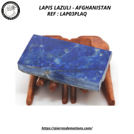 LAPIS LAZULI d'AFGHANISTAN...