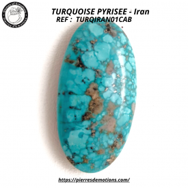 TURQUOISE PYRISEE d'Iran -...