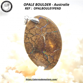 OPALE Boulder Matrice...
