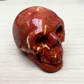 JASPE BRESHIA - Joli crâne...