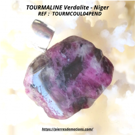 TOURMALINE RUBELLITE -...