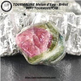 TOURMALINE Melon d'Eau -...