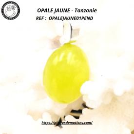OPALE commune jaune -...