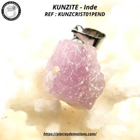 KUNZITE - Joli cristal brut...