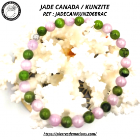 JADE Canada / KUNZITE -...