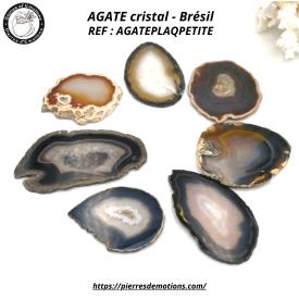 AGATE - Tranches d'agate...