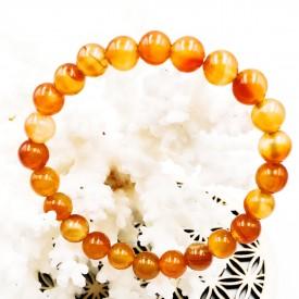 CORNALINE - Bracelet de...