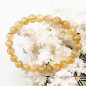 CITRINE - Beau bracelet de...