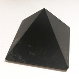 SHUNGITE - Pyramide de 7 cm