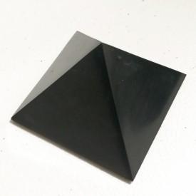 SHUNGITE - Pyramide de 5 cm