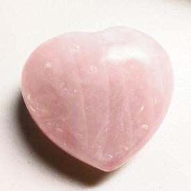 QUARTZ ROSE - Joli coeur de...