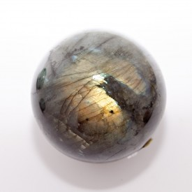 LABRADORITE - Sphère de 7,5...