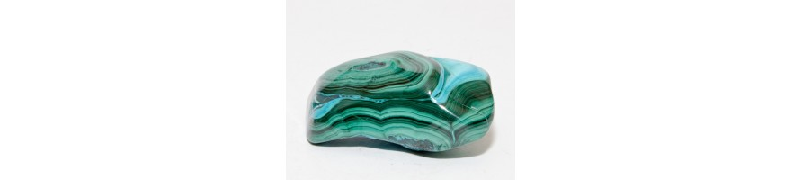 Chrysocolle - Malachite
