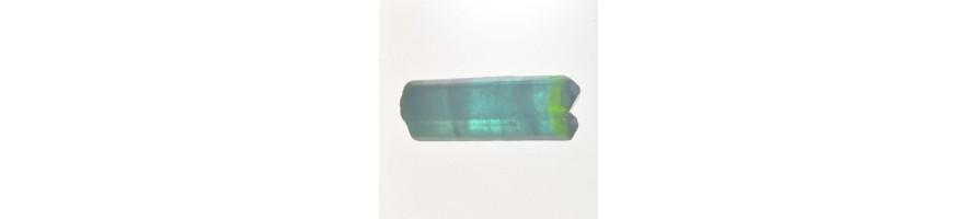 Tourmaline Indicolite (bleu-vert)