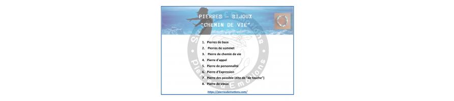 Bijoux Chemin de vie