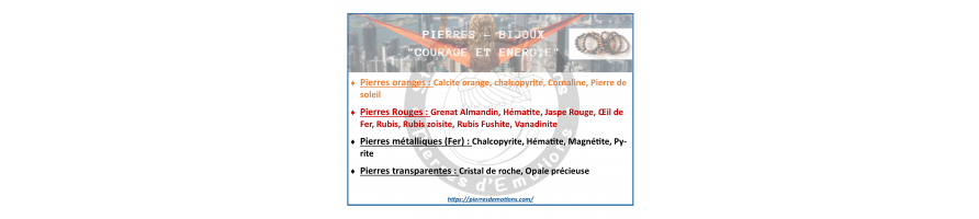 Courage & Energie
