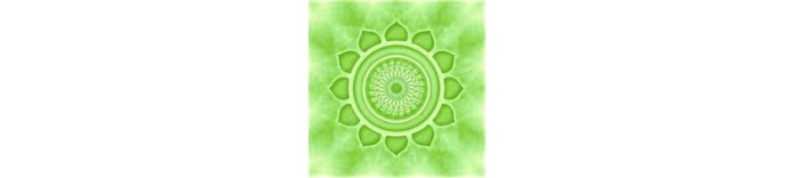 C4 - Chakra Coeur - Vert