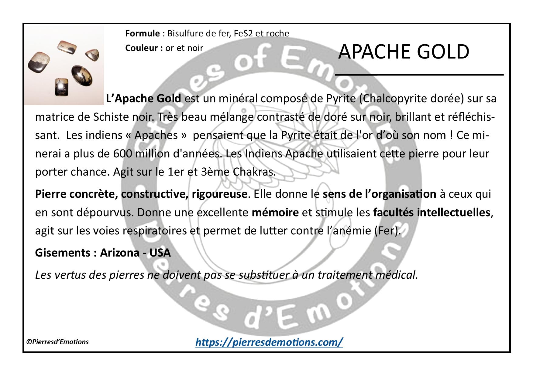 ApacheGold