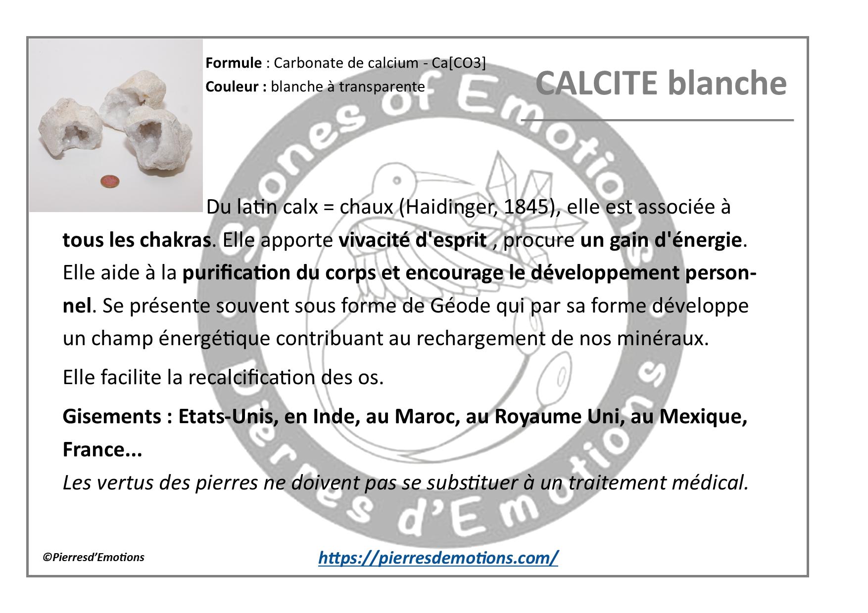 CalciteBlanche