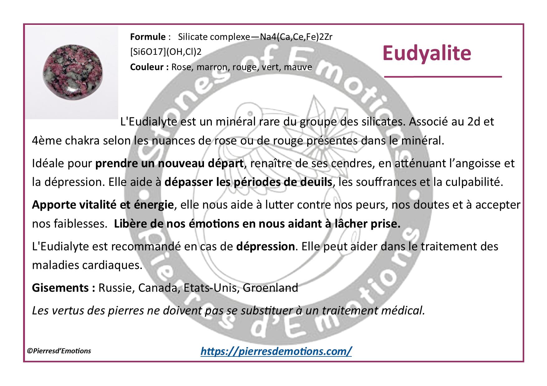 Eudyalite