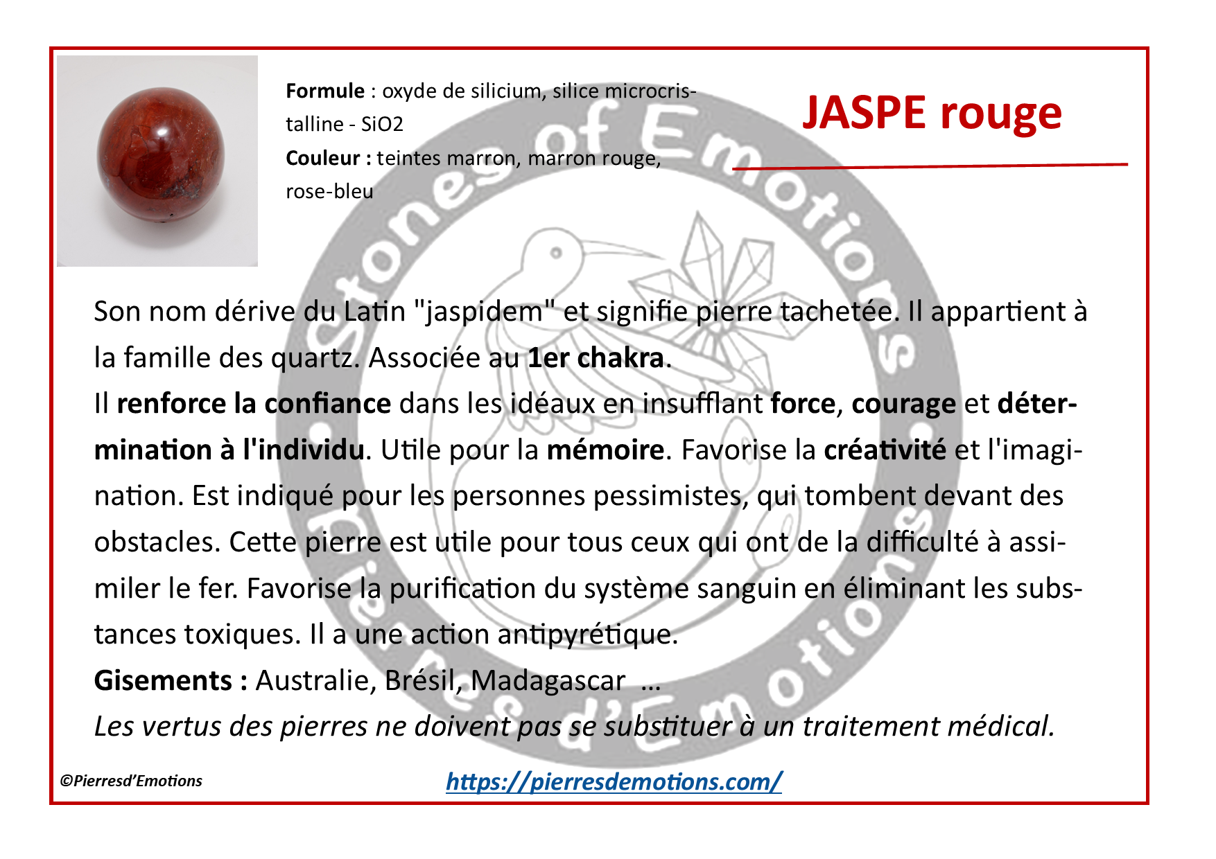 JaspeRouge