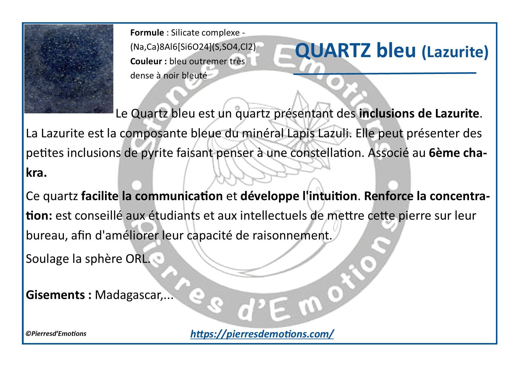 QuartzBleu