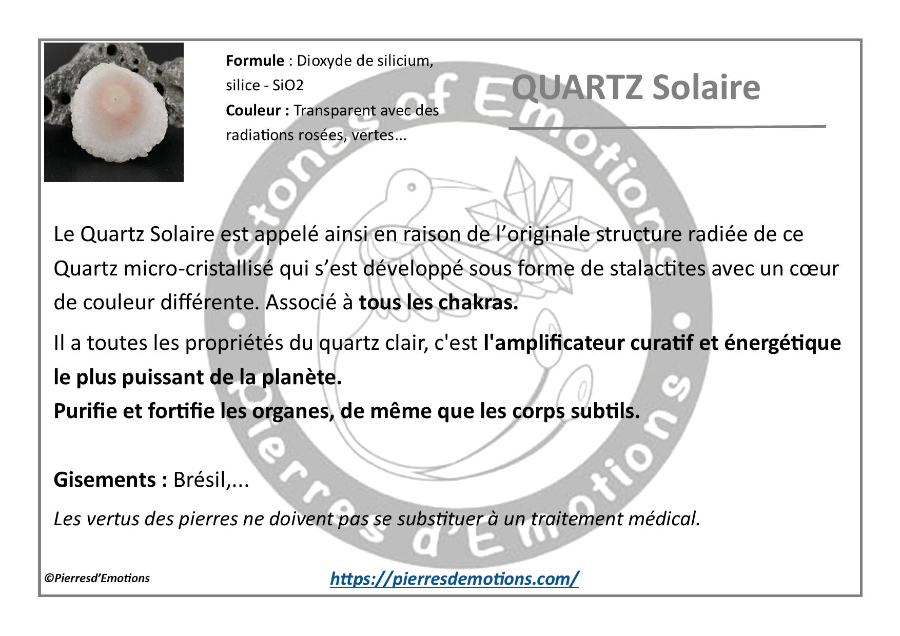QuartzSolaire