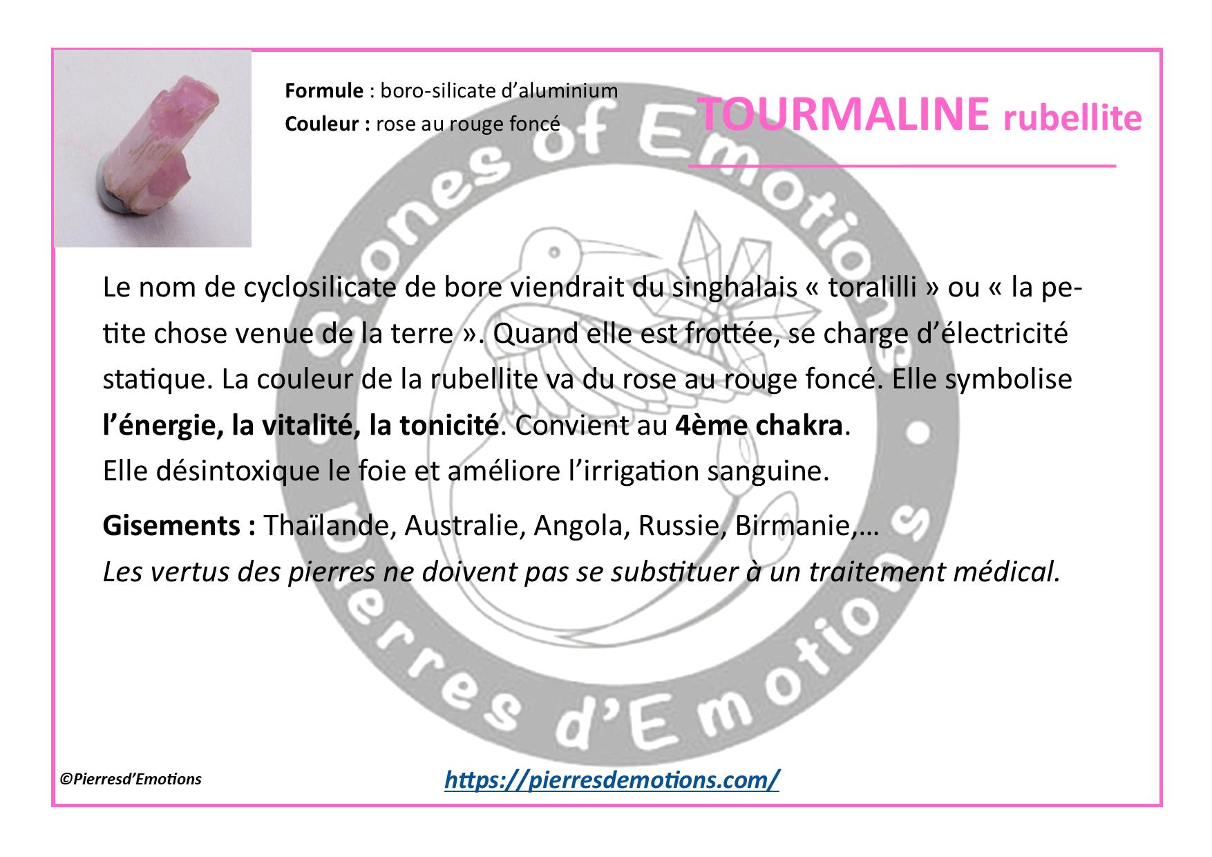 TourmalineRubellite